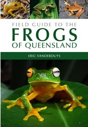 Frogs of Queensland Book